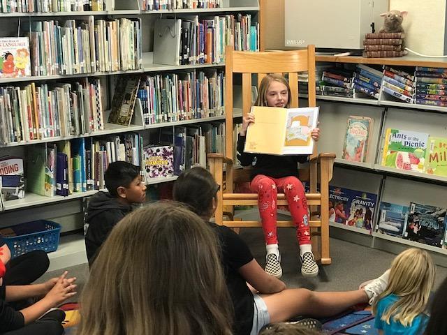 5th Grade Read Aloud