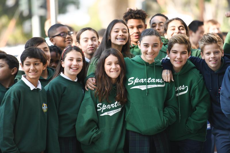 St. Elizabeth Student Photo