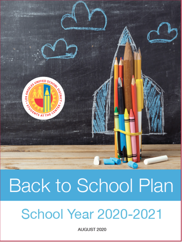 LAUSD Back to School Resources Featured Photo