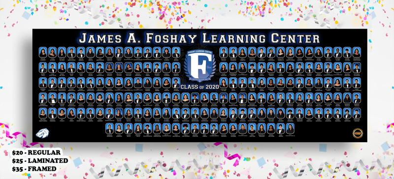 Seniors!  The 12th Grade Composite Panorama Picture is on sale now! Featured Photo