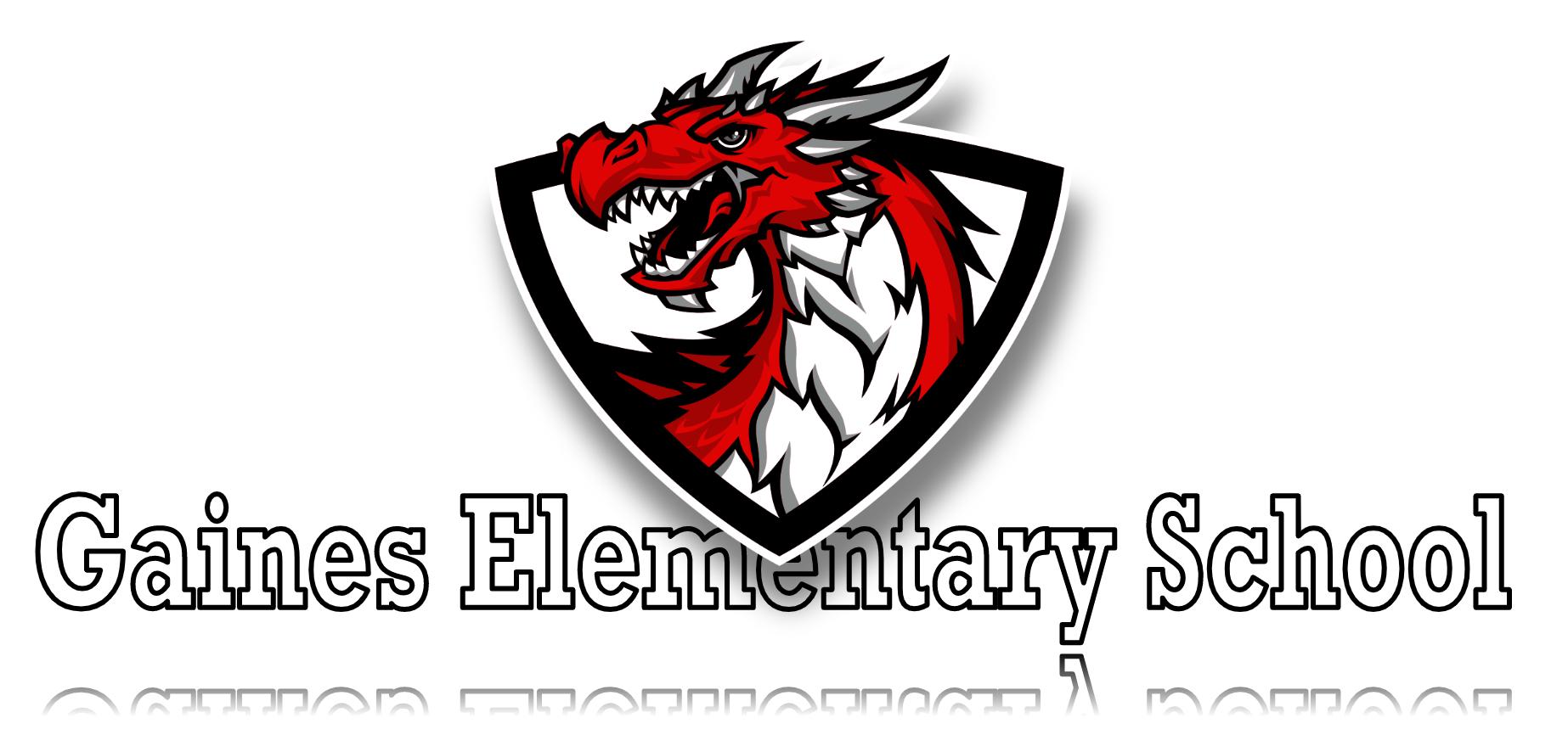 School Mascot with School Title