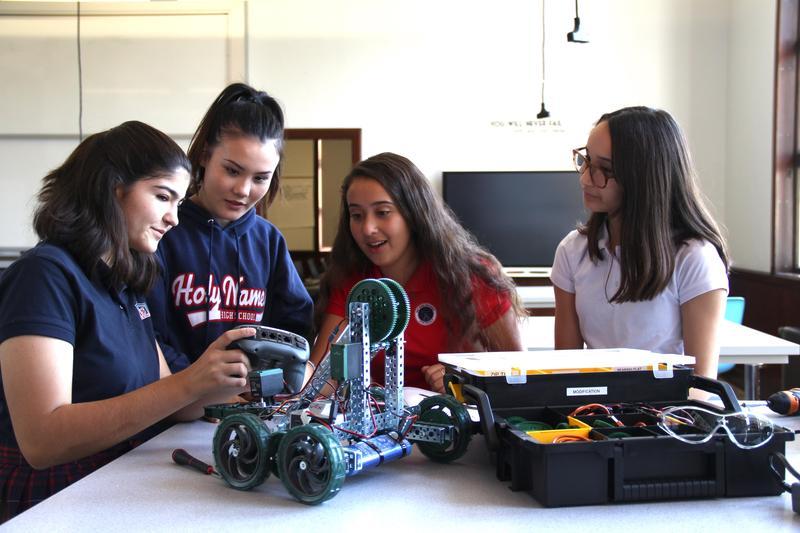 Girls in STEM Day Thumbnail Image
