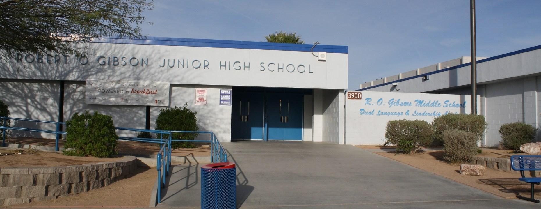 Robert O  Gibson Middle School