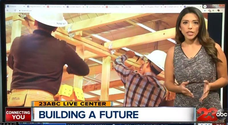 ROC Construction Spotlighted by 23News Thumbnail Image