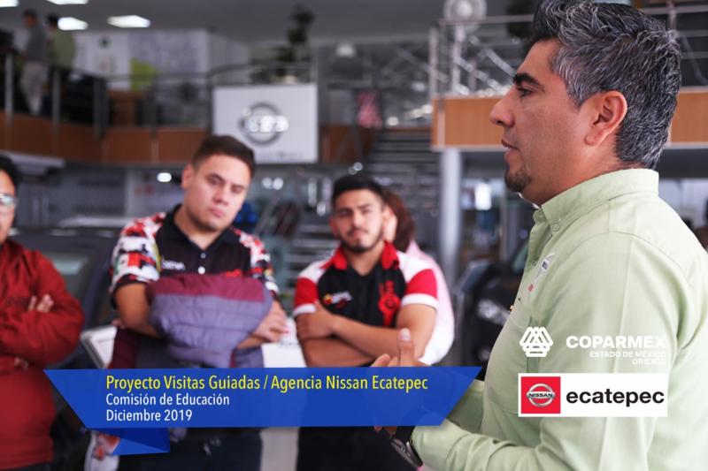 Proyecto de Visitas guiadas, Ecatepec Featured Photo
