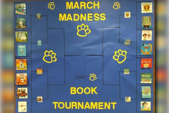 March Madness Books