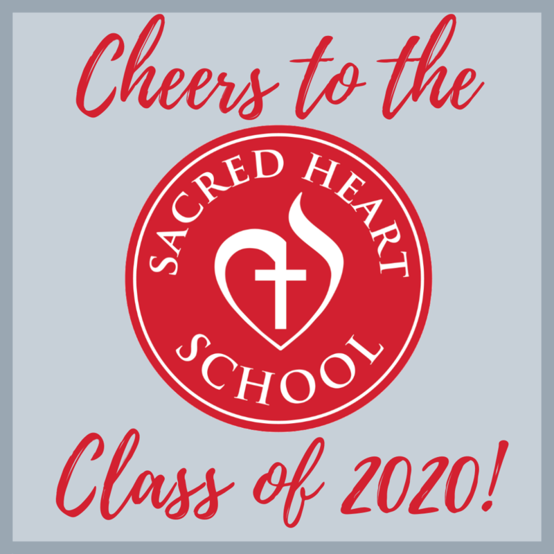 Cheers to the class of 2020