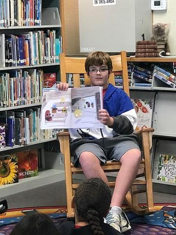 6th Grade Read Aloud