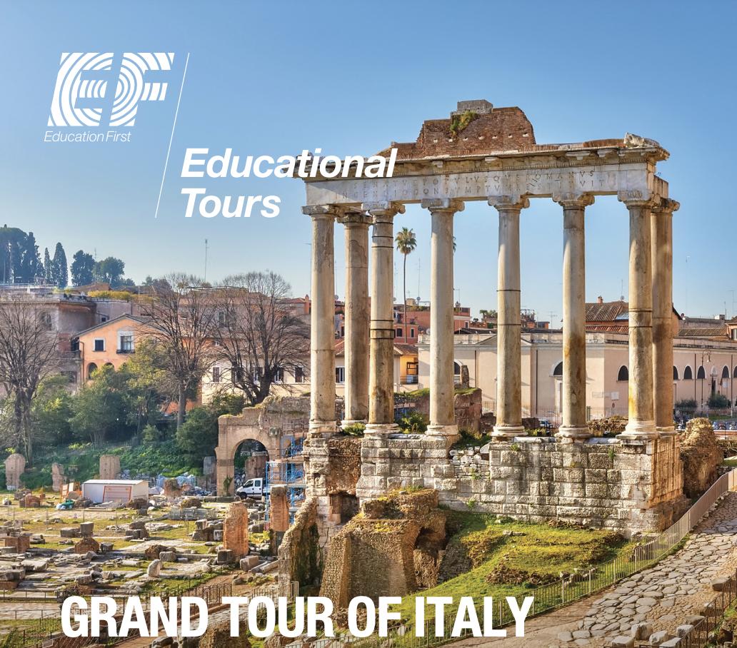 EF Tour to Italy