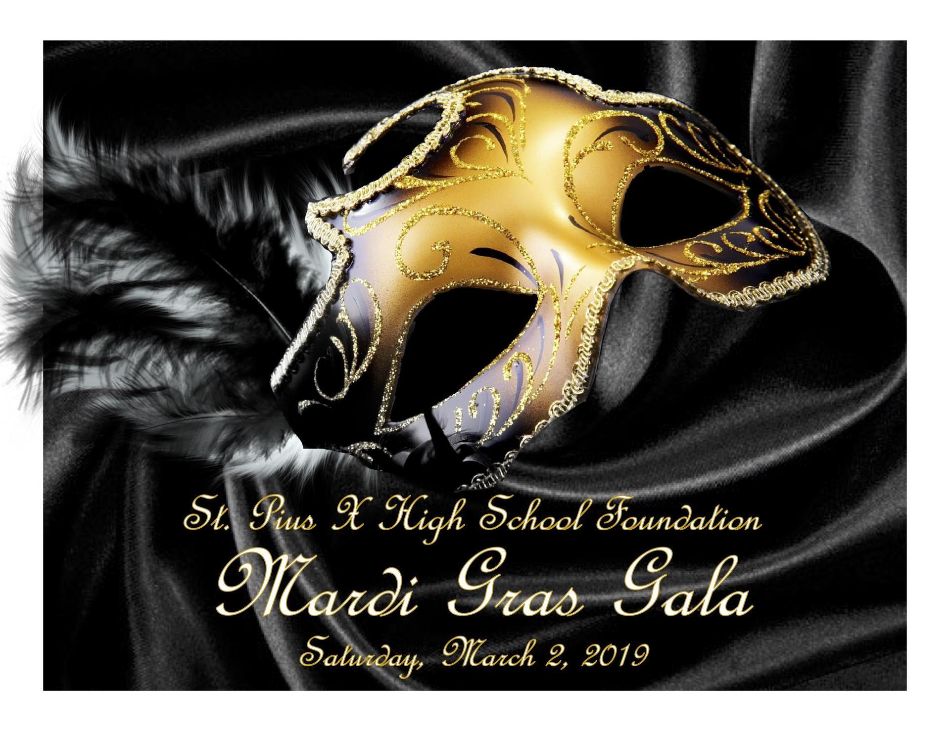 Mardi Gras Gala 2019