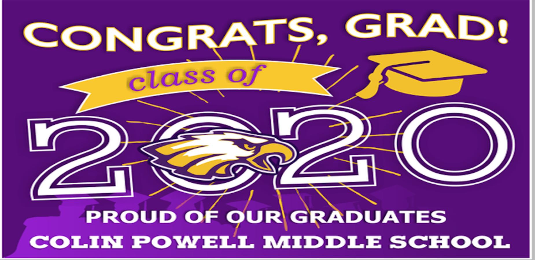 Congratulations 2020 Grads