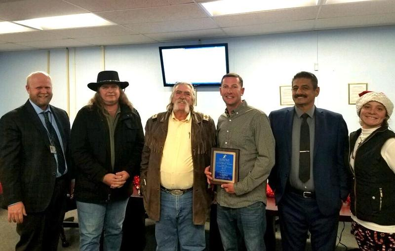 Troy Van Bavel, Jacob Rodriguez Named LVUSD Employees of the Month Featured Photo