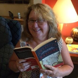 Dr. Bennett-Valtman loves to read!
