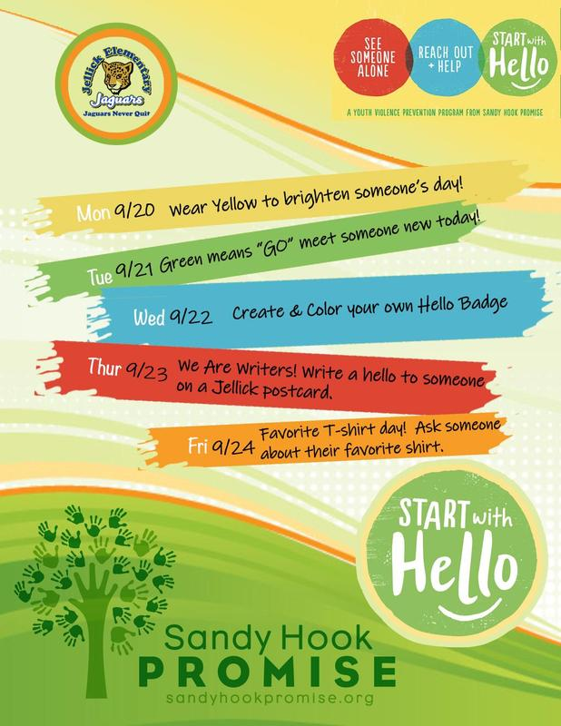 Start with Hello!! Featured Photo