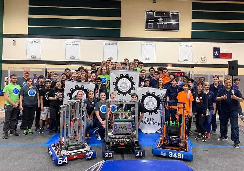 NTX Tournament of Robots
