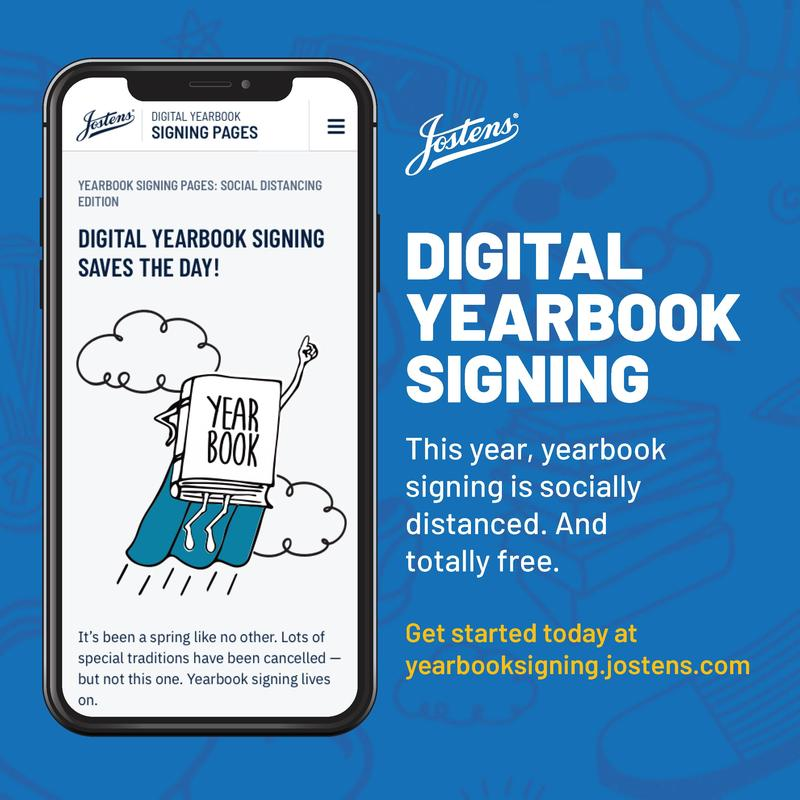 Want to get your yearbook signed? Featured Photo