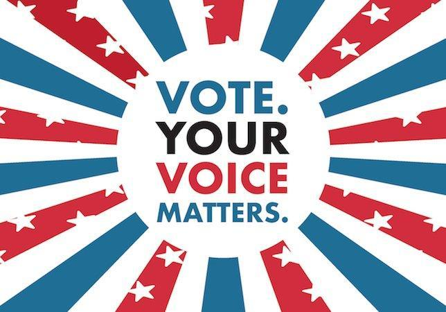 Election Day is Coming!!! Make sure you have a plan to vote! Thumbnail Image