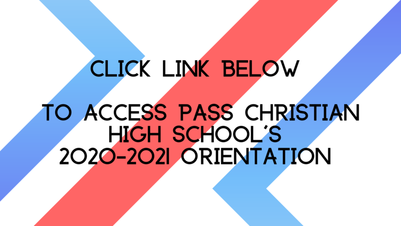 Pass High's 2020-2021 Orientation Featured Photo