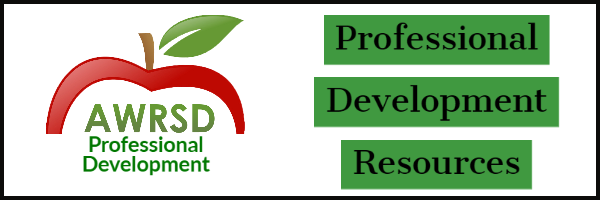 Professional Development Resources Image