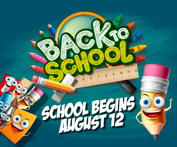 1st Day of School August 12, 2019 Featured Photo