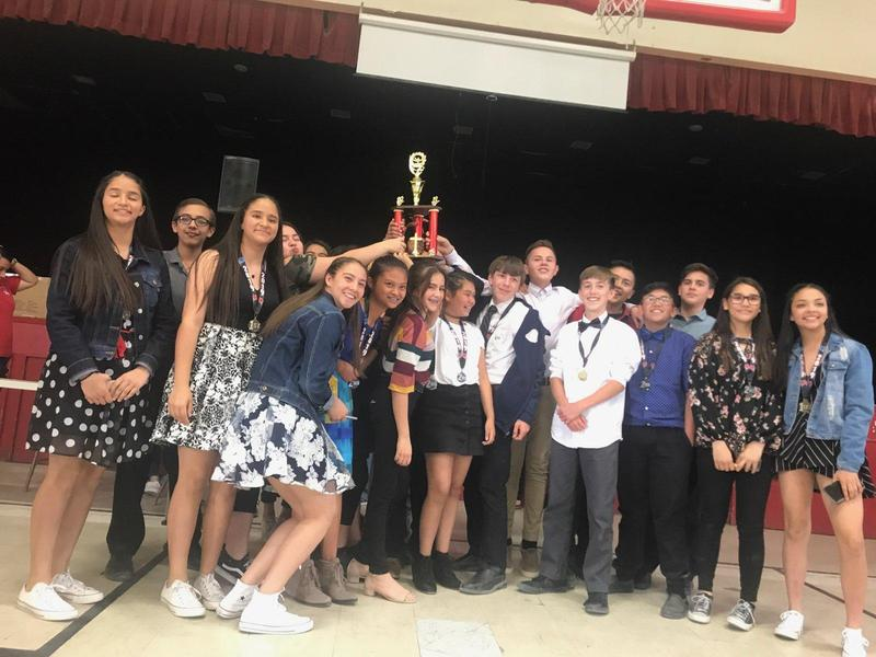 MHT Takes Second Place in Diocesan Academic, Speech and Drama Tournament Featured Photo