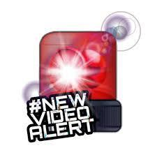 New Video Alert