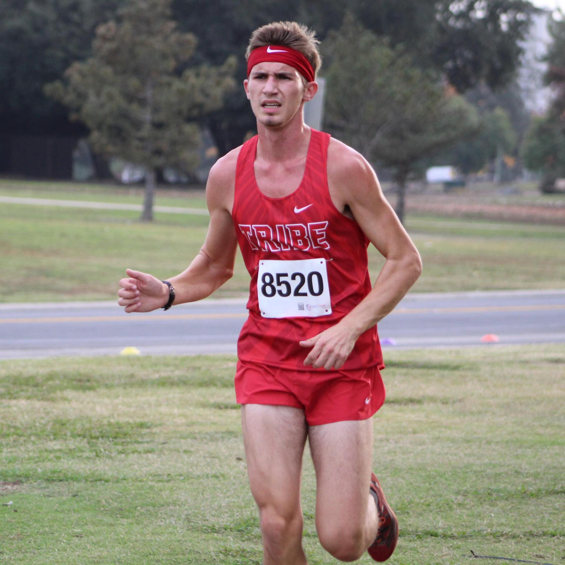 Micheal Eggert running