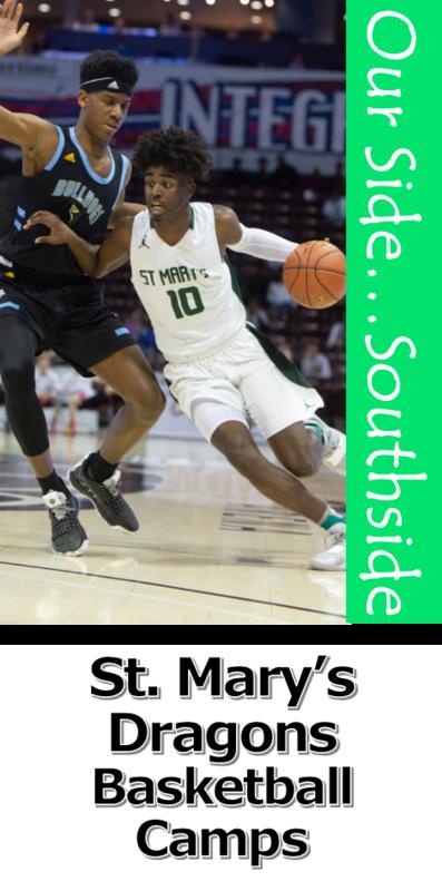 St. Mary's Basketball Camp