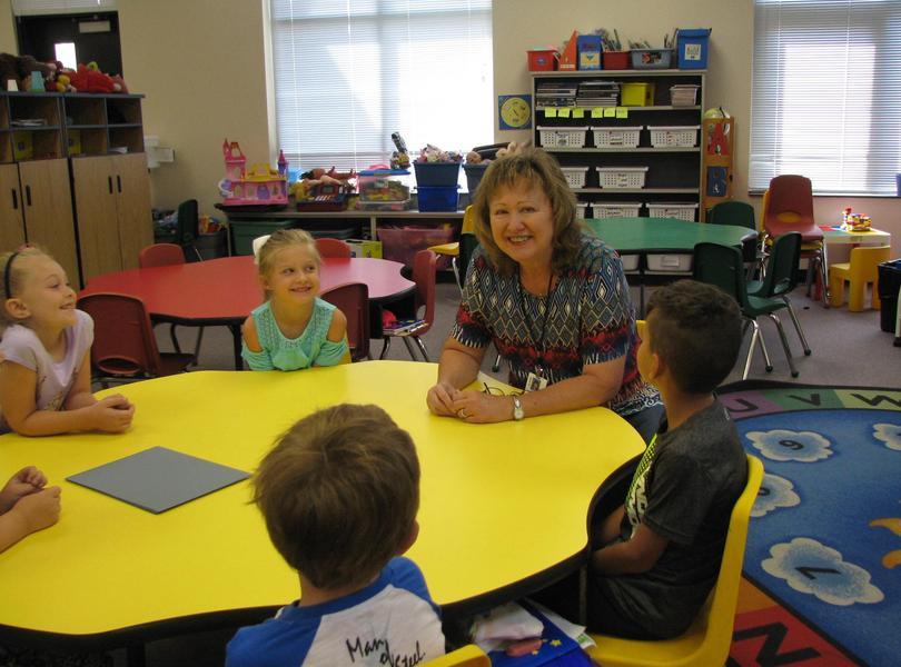Lynda Whitehurst is Friendship's Teacher Assistant of the Year 2019-20- Congratulations Mrs. Whitehurst