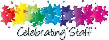 Celebrating Staff