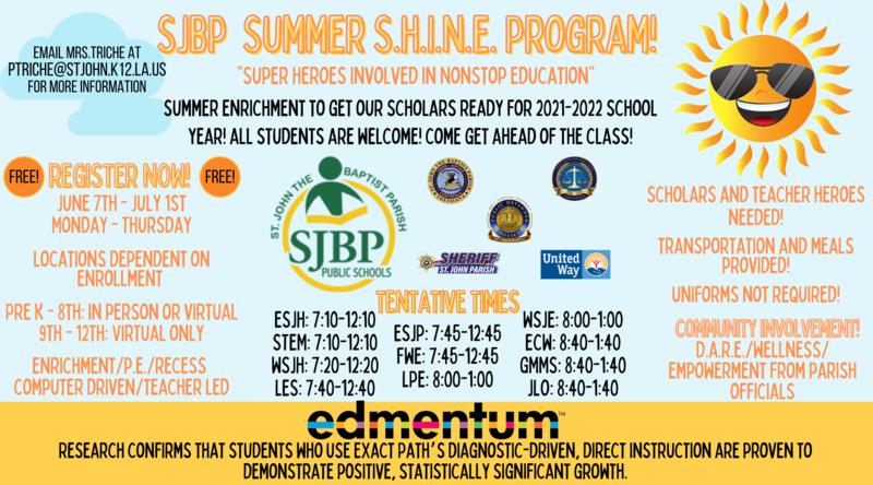 SUMMER S.H.I.N.E Program Thumbnail Image