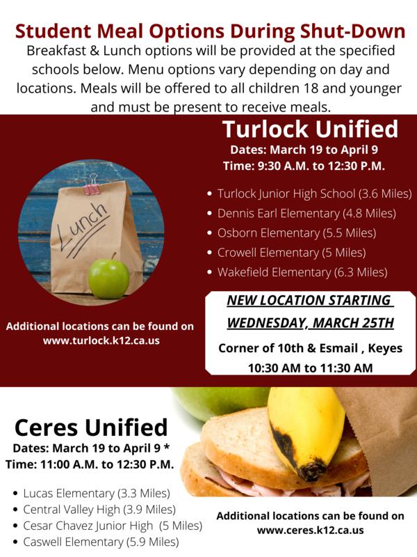 Child Nutrition Menu Options Featured Photo