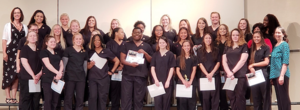 certified nurse aide pinning ceremony