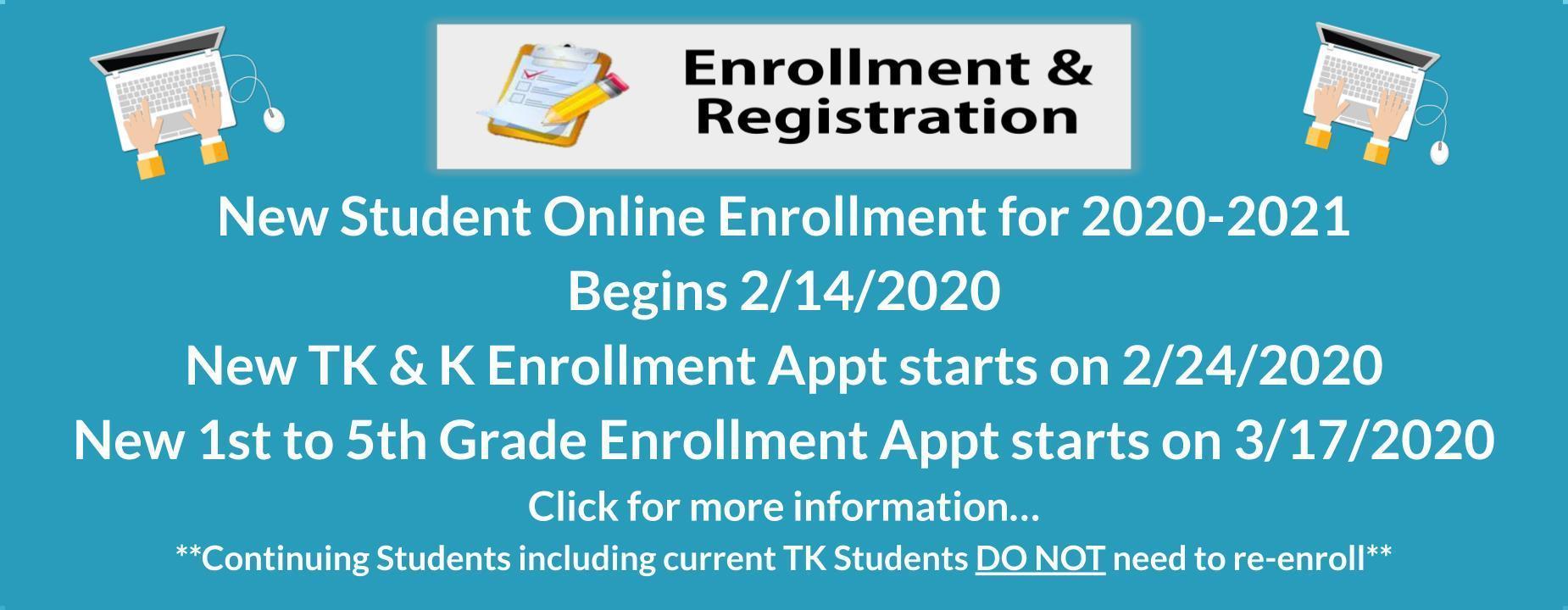 enrollment 2020-21