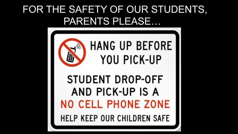 School Zones = No Cell Phone Zones Featured Photo