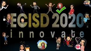 ECISD 2020 Innovate Conference logo