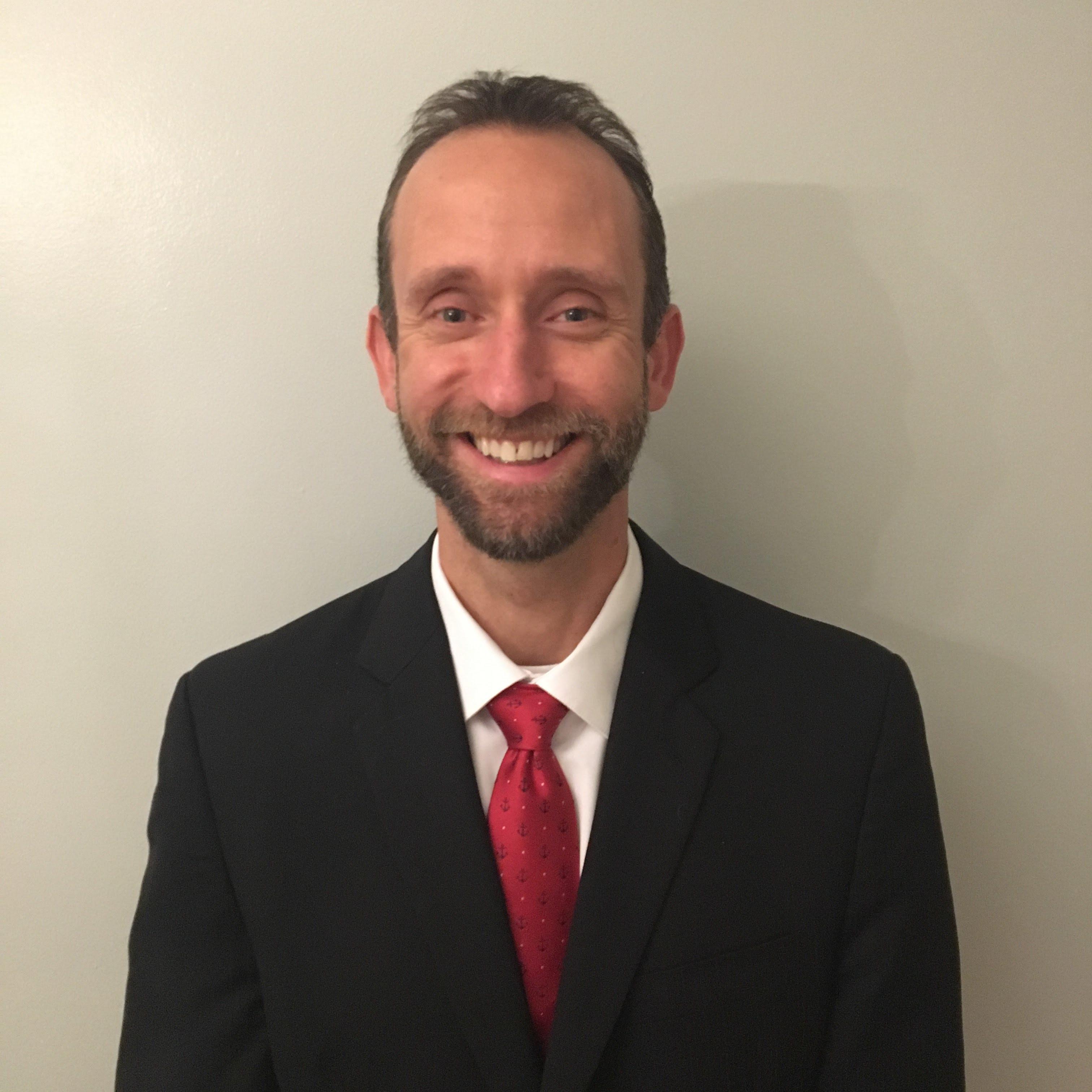 Principal John Coviello Photo