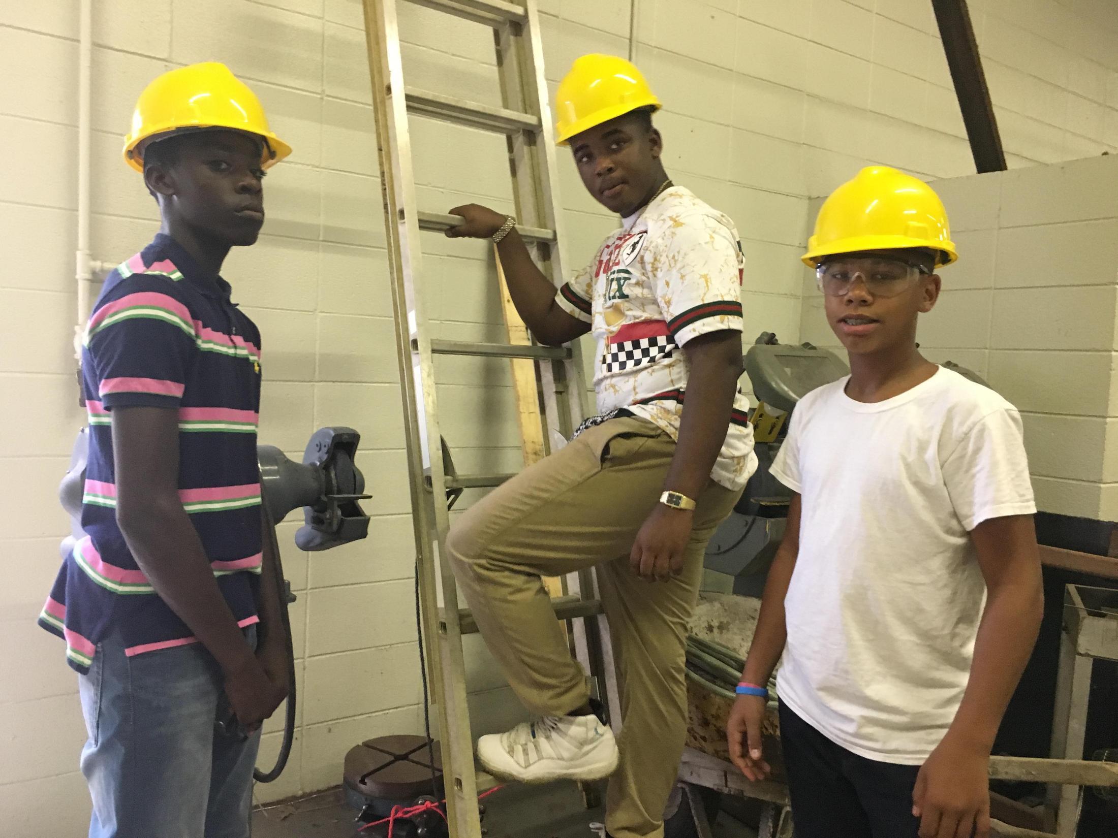 METAL FABRICATION I & II – Metal Manufacturing – Career