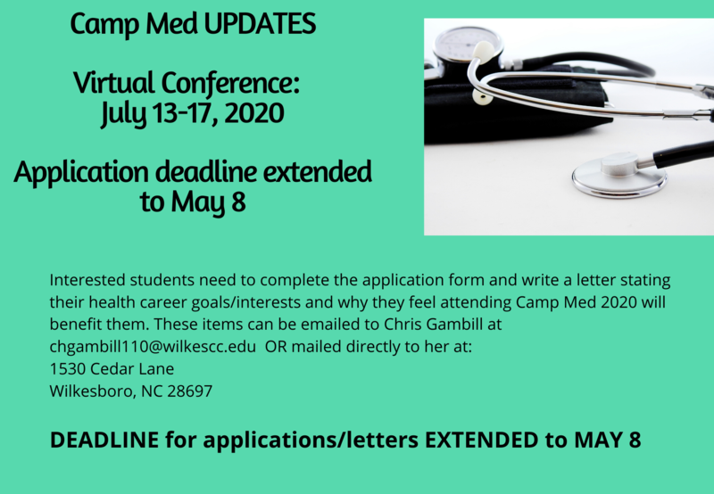 Camp Med Updates Thumbnail Image
