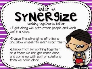 synergize Leader in me Slide