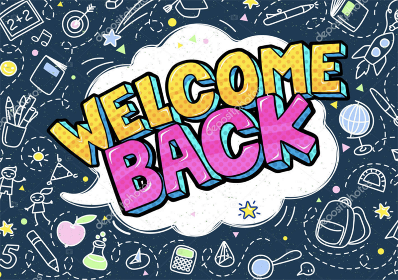 Welcome Back Students (Click Here for PowerPoint Presentation) Featured Photo