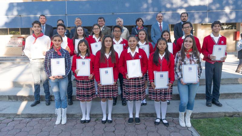 UNAM OTORGA 16 BECAS A ESTUDIANTES DE BACHILLERATO CRUZ AZUL CAMPUS HIDALGO Featured Photo