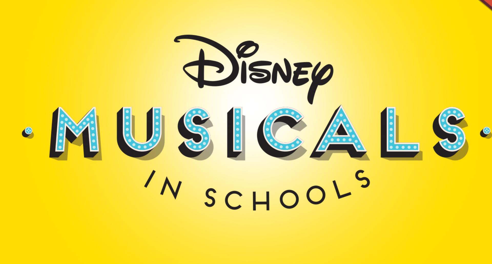 Disney Musicals in Schools logo