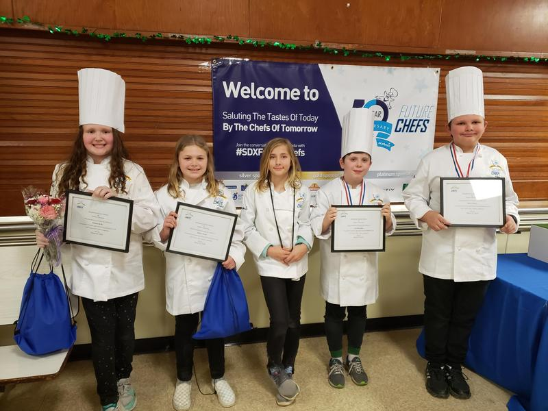 Sodexo Future Chef Completion Winners Featured Photo