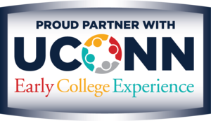 Proud partner with UConn Early College Experience program