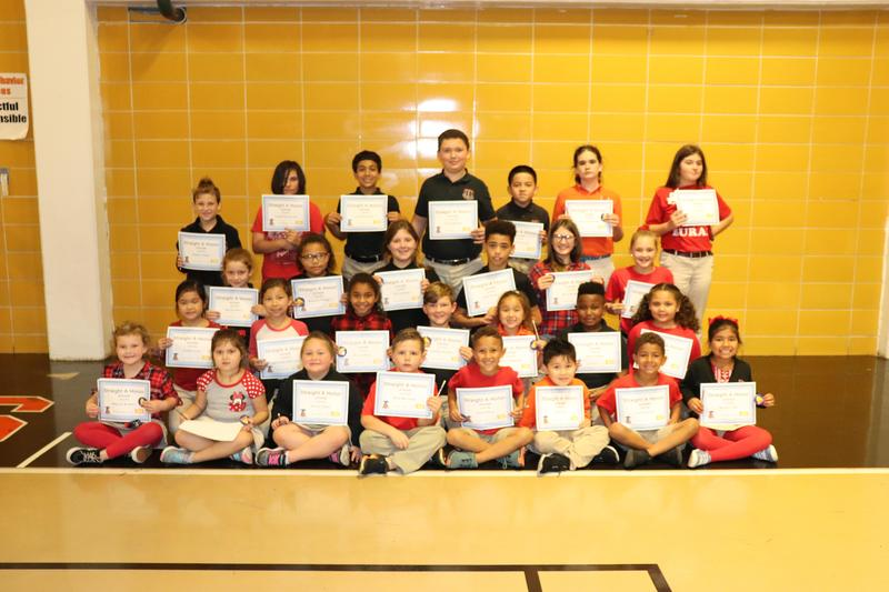 BVES First Nine Weeks Perfect Attendance and Honor Roll Assembly Thumbnail Image