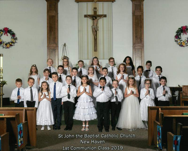 Celebrating Sacraments! Featured Photo