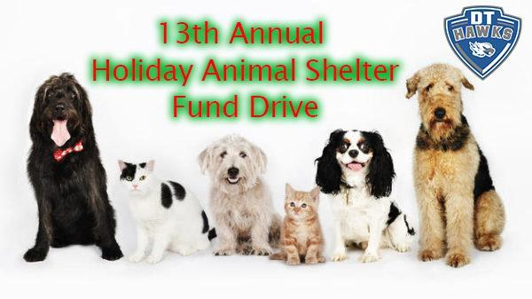 Animal Shelter Fund Drive Thumbnail Image