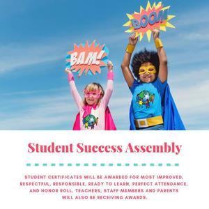 Student Success Assembly