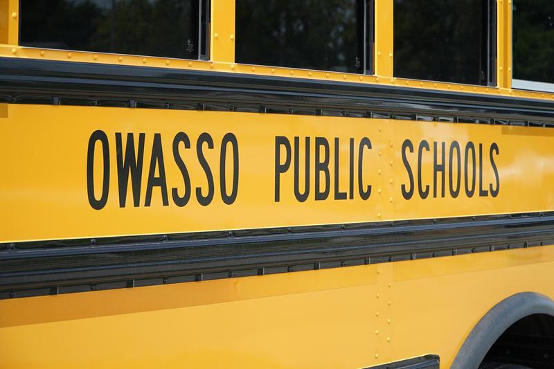 OPS School Bus image